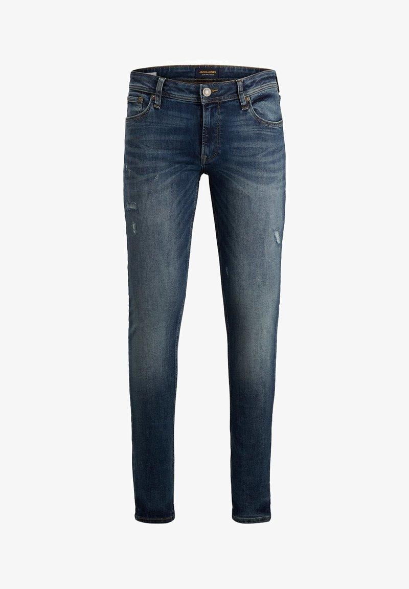 Jack & Jones Junior - Jeans Skinny Fit - blue denim