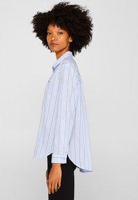 edc by Esprit - Button-down blouse - light blue - 3