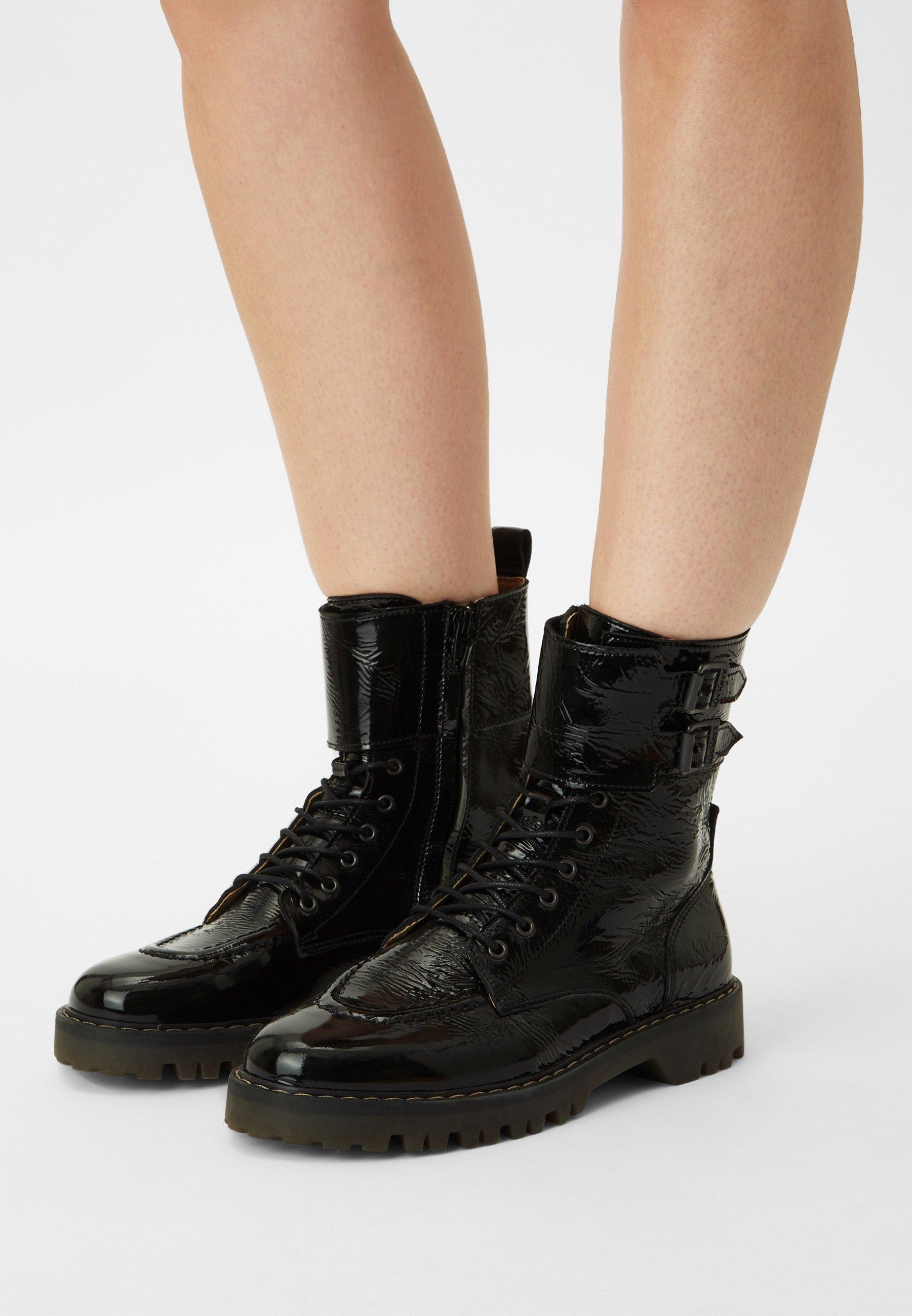 Women DECKRANGER - Lace-up ankle boots