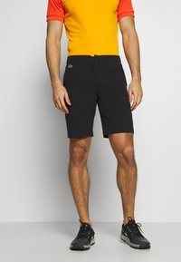 Lacoste Sport - FH4647 - Sports shorts - black - 0