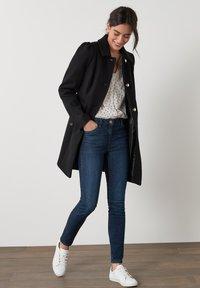 Next - PUFF SHOULDER - Short coat - black - 3