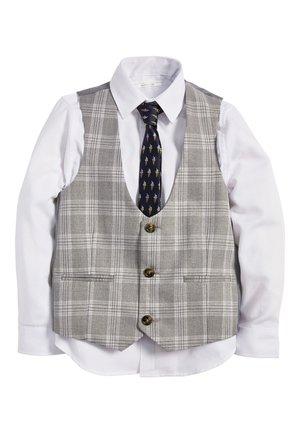 SET - Waistcoat - grey