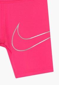 Nike Sportswear - GIRLS DRI-FIT BIKER - Shorts - hyper pink - 3