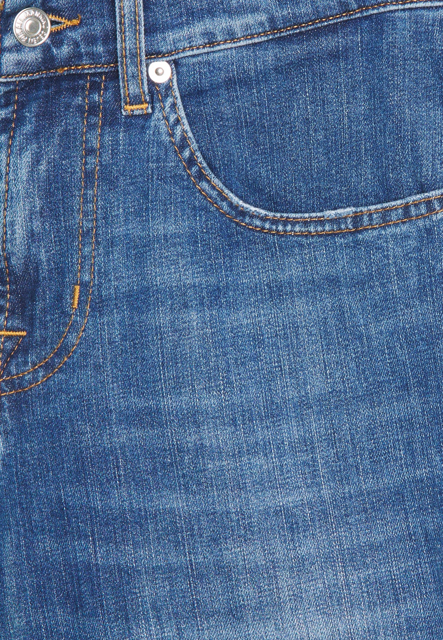 100% D\'Origine Vêtements homme 7 for all mankind SLIMMY TAPERED CRASH  Jeans fuselé light blue QE5iVFNx