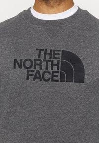 The North Face - DREW PEAK - Bluza - mottled grey - 5