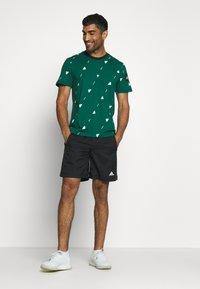 adidas Performance - SPORT SHORT - Sports shorts - black - 1