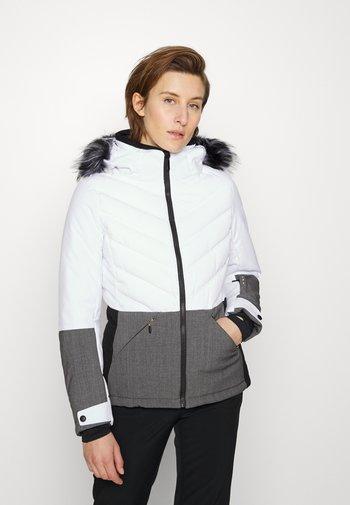 ELECTRA - Skijakke - optic white