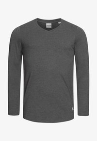 Jack & Jones - INFINITY  - Long sleeved top - dark grey melange - 4
