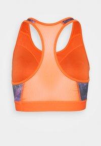adidas Performance - FLORAL - Sujetadores deportivos con sujeción media - multicolor - 6