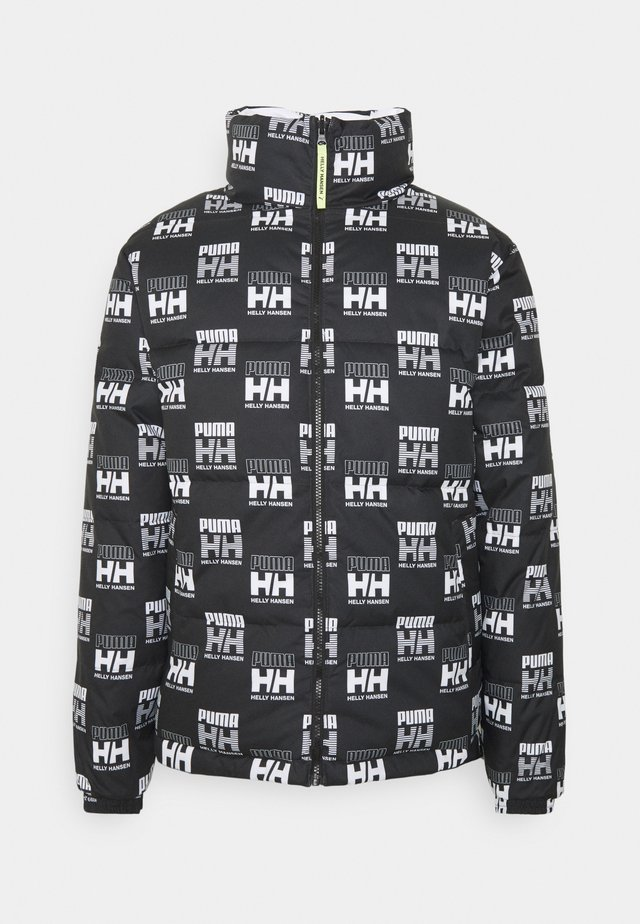 HELLY HANSEN REVERSIBLE JACKET - Giacca invernale - white