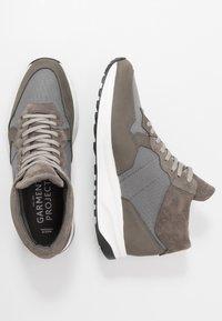GARMENT PROJECT - Sneaker high - grey - 1