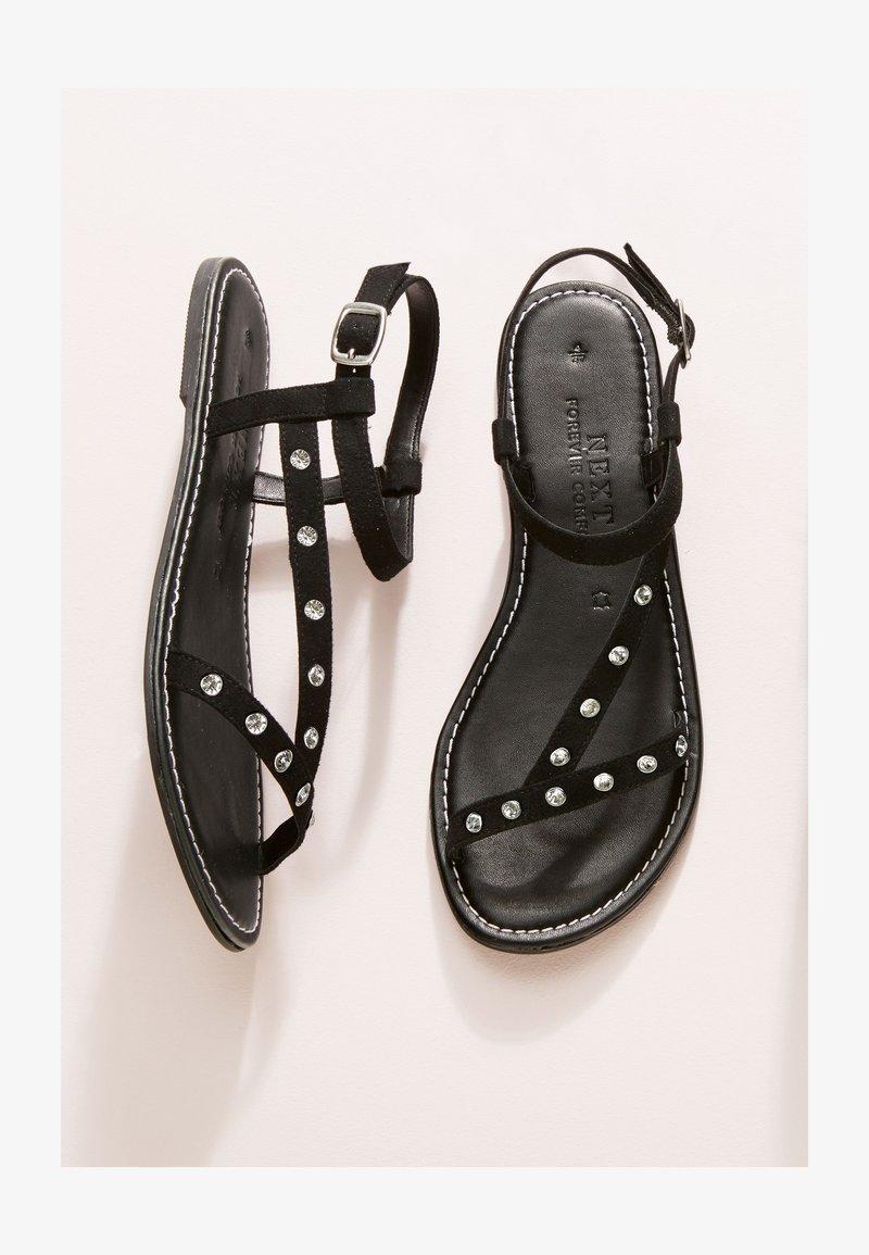Next - Sandals - black