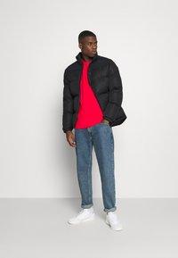 Converse - Winter jacket - mono black - 1