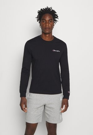 ROCHESTER CREWNECK LONG SLEEVE - Long sleeved top - black