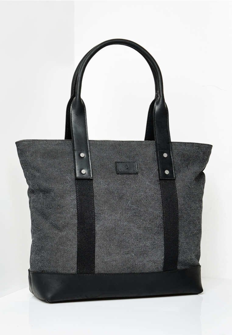 DreiMaster - Shopping bags - grau