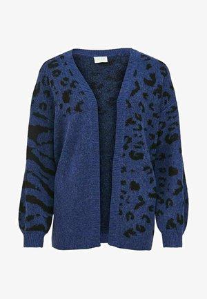 Cardigan - mazarine blue