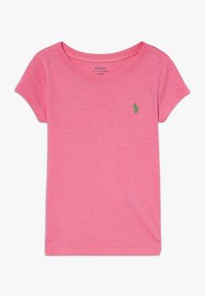 TEE - T-Shirt basic - baja pink/cycle green