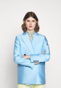 DESIGNERS REMIX - HAILEY - Short coat - sky blue - 6