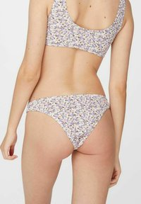 Pieces - Bikini bottoms - lavender - 2