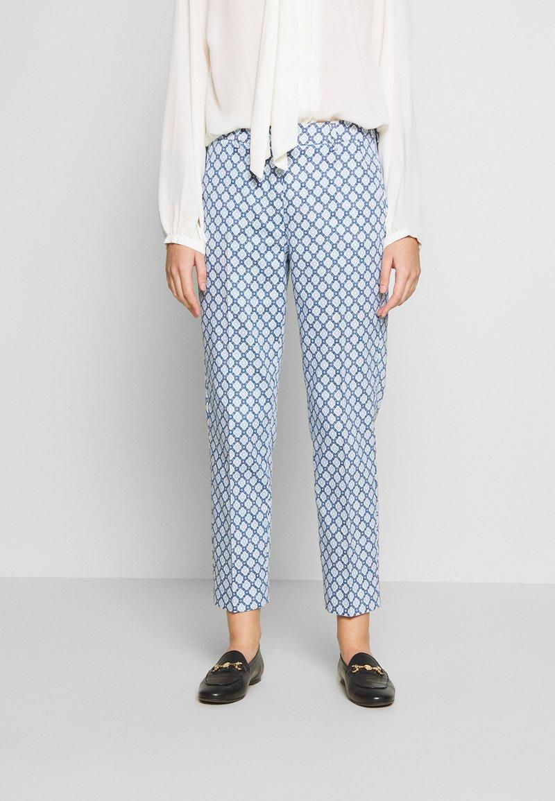 WEEKEND MaxMara - CABRAS - Kalhoty - azurblau
