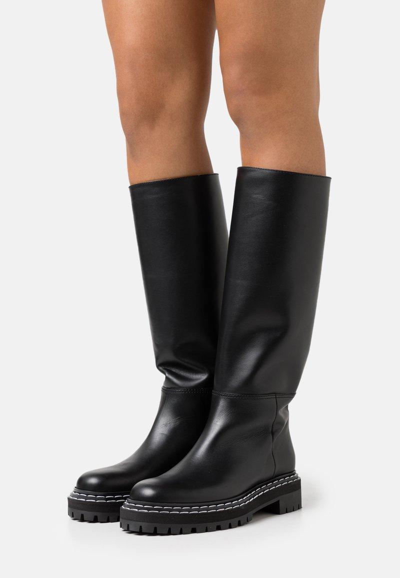 Proenza Schouler - Vysoká obuv - nero