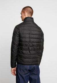 TOM TAILOR DENIM - LIGHTWEIGHT PADDED JACKET - Winter jacket - black - 2