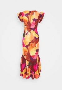 Never Fully Dressed Tall - SUNSET ARTIST DRESS - Vapaa-ajan mekko - multi - 1