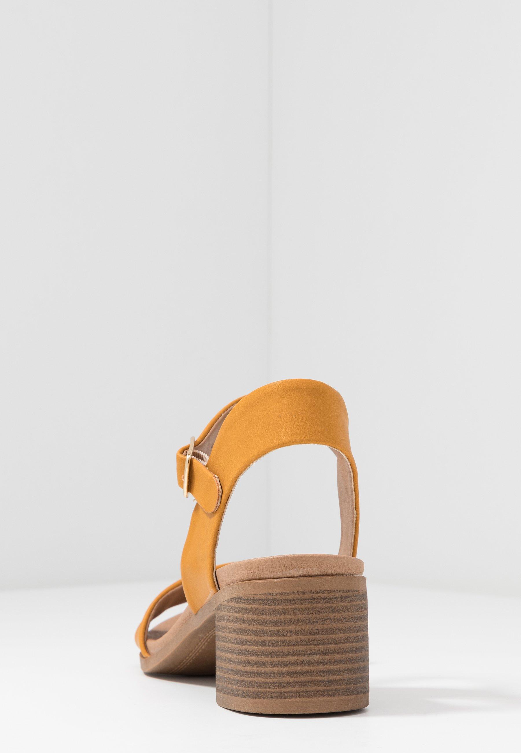 New Look PLATYPUS - Sandaler - mid yellow