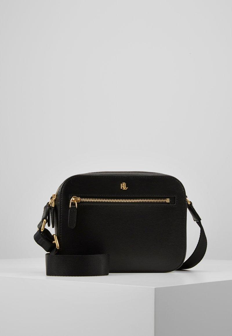 Lauren Ralph Lauren - HAYES - Across body bag - black