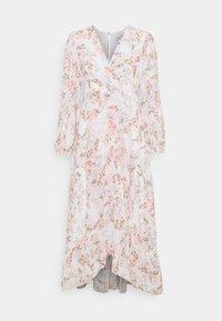 Forever New Petite - LOLA PRINTED MAXI DRESS - Sukienka koktajlowa - vintage coral - 0