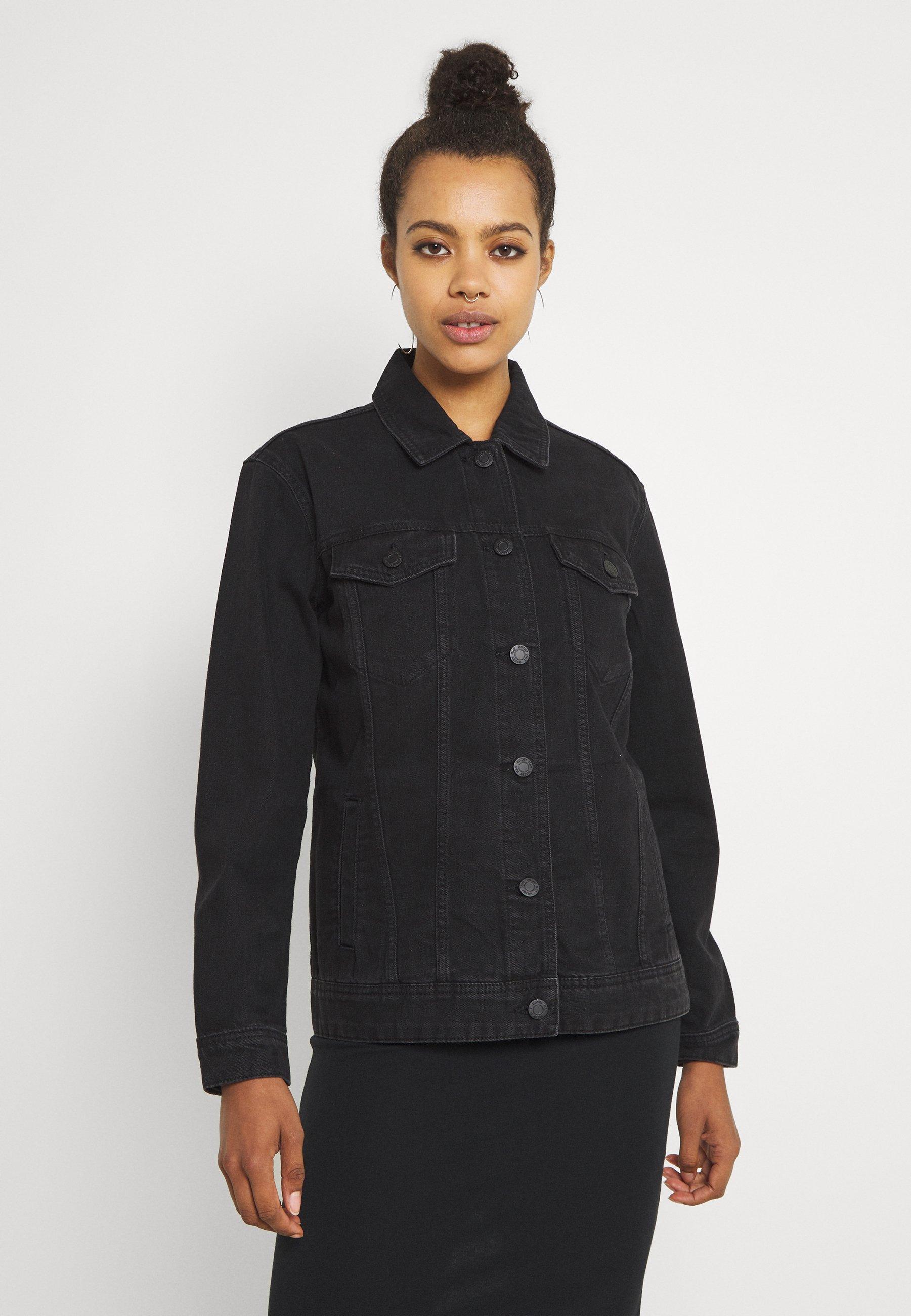 Women NMOLE - Denim jacket
