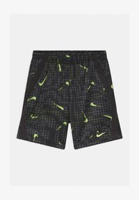 Nike Sportswear - GLOW IN THE DARK  - Shorts - black - 0