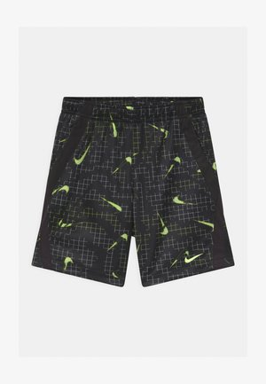 GLOW IN THE DARK  - Shorts - black