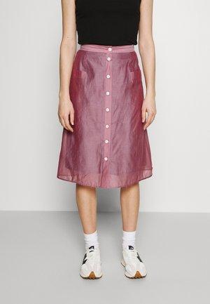 HAZEL SKIRT - Áčková sukně - rose