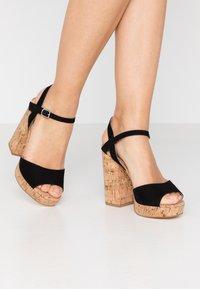 Madden Girl - CARRY - High heeled sandals - black - 0