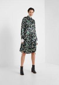 MM6 Maison Margiela - Denní šaty - black - 1