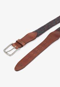 Scalpers - Belt - dark grey - 2