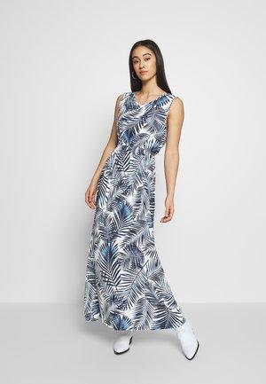 LADIES DRESS - Maxi dress - navy blue