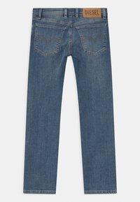 Diesel - WAYKEE UNISEX - Straight leg jeans - blue denim - 1