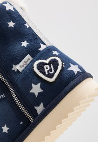 Pepe Jeans - PRINT - Botki - navy - 2