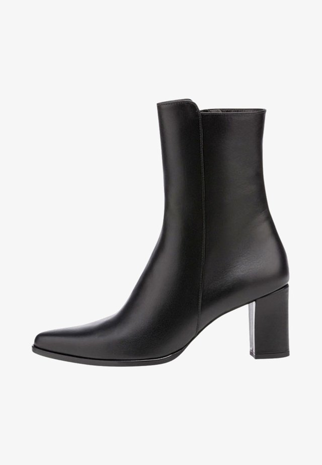 TEDDY - Classic ankle boots - black