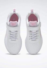 Reebok - REEBOK RUSH RUNNER 3 SHOES - Minimalist running shoes - white - 1