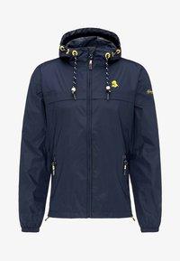 Schmuddelwedda - Waterproof jacket - marine - 4