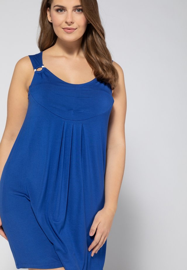 GROSSE GRÖSSEN - Korte jurk - dunkles jeansblau