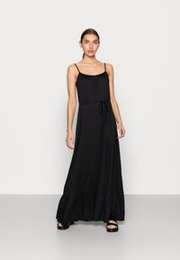 Moss Copenhagen - MAIKA REMI - Maxi dress - black - 0