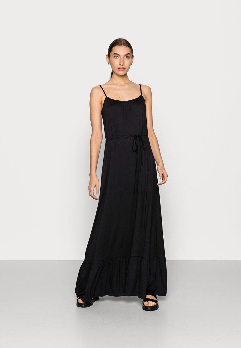 Moss Copenhagen - MAIKA REMI - Maxi dress - black