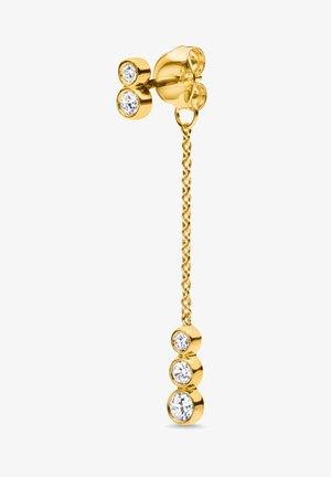 Single earring - The Bell Backdrop - Orecchini - gold