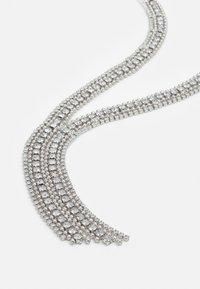 Pieces - PCDANEEN NECKLACE - Necklace - silver-coloured - 2