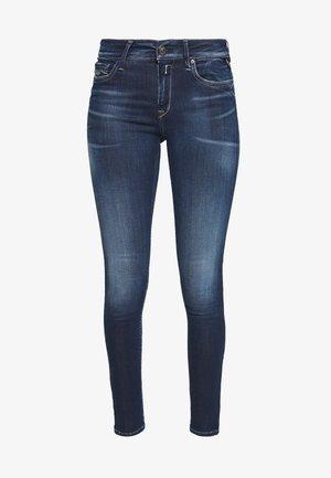 NEWLUZ HYPERFLEX BIO - Jeans Skinny Fit - dark blue