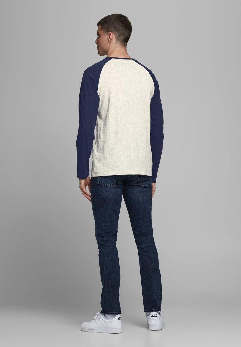 Jack & Jones Long sleeved top - navy blazer dGddd